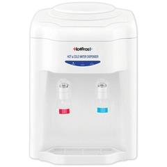 Кулер для воды HOT FROST D22E, настольный, нагрев/<wbr/>охлаждение, 2 крана, белый