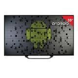 """Телевизор LED 39"""" SUPRA STV-LC40ST900FL, 1920×1080, Full HD, 50 Гц, Smart TV, WI-FI, HDMI, черный, 7,6 кг"""