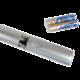 Лупа LEVENHUK Zeno 50, 2,2/<wbr/>4,4 кратная, диаметр линз 88/<wbr/>21 мм, с подсветкой (2 LED), пластик, чехол