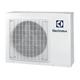 Сплит-система ELECTROLUX FUSION EACS-24HF/<wbr/>N3, внешний и внутренний блок, пощадь помещения 60 м2, 2 места