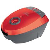 Пылесос SCARLETT SC-VC80B07, с пылесборником, потребляемая мощность 1500 Вт, мощность всасывания 300 Вт, красный