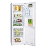 Холодильник SHIVAKI SHRF-260DW, общий объем 246 л, нижняя морозильная камера 68 л, 169×56×55 см