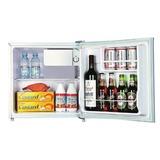 Холодильник SHIVAKI SHRF-55CH, общий объем 45 л, без морозильного отделения, 49,2×47,2×45 см, белый