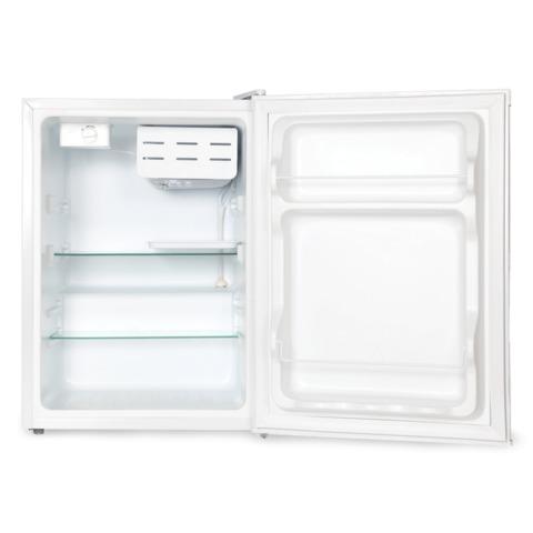 Холодильник SHIVAKI SHRF-75CH, общий объем 70 л, морозильная камера 5 л, 630×445×510 см, белый