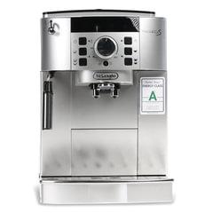 Кофемашина DELONGHI ECAM 22.110.SB, 1450 Вт, объем 1,8 л, емкость для зерен 250 г, ручной капучинатор, серебристая