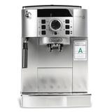 Кофемашина DELONGHI ECAM 22.110.SB, объем 1,8 л, мощность1450 Вт, давление 15 бар, емкость для зерен 250 г, пластик, черная
