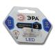 Лампа светодиодная ЭРА, 3 (30) Вт, цоколь G9, JCD, холодный белый свет, 30000 ч., LED smdJCD-3w-360-840-G9
