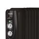 Обогреватель масляный BALLU BOH/<wbr/>CL-11BRN, 2200 Вт, 11 секций, черный