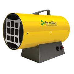 Тепловая пушка газовая BALLU BHG-10, 10000 Вт, 220 В, максимальный расход 0,8 кг/<wbr/>ч, желтая