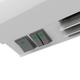 Тепловая завеса BALLU BHC-L08-S05, 6000 Вт, 220 В, настенная установка, белая