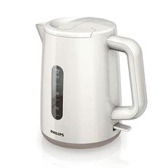Чайник PHILIPS HD9300/<wbr/>00, закрытый нагревательный элемент, объем 1,6 л, мощность 2400 Вт, пластик, белый