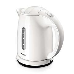Чайник PHILIPS HD4646/<wbr/>00, закрытый нагревательный элемент, объем 1,5 л, мощность 2400 Вт, пластик, белый