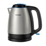 Чайник PHILIPS HD9302/<wbr/>21, закрытый нагревательный элемент, объем 1,5 л, мощность 2200 Вт, сталь, серебристый