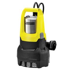 Насос дренажный KARCHER SP7 Dirt Inox, для грязной воды, 750 Вт, 15500 л/<wbr/>ч., автоматический режим