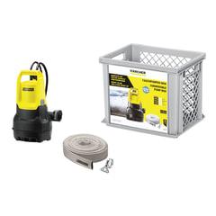 Комплект для дренажа KARCHER SP5 Dirt, для грязной воды, 500 Вт, 9500 л/<wbr/>ч., автоматический режим, 1.645-507.0