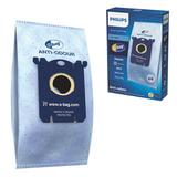 Мешки для сбора пыли PHILIPS FC8023/<wbr/>04, комплект 4 шт., 4-х слойный материал