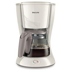 Кофеварка капельная PHILIPS HD7447/<wbr/>00, 1,2 л, 1000 Вт, подогрев, бежевая