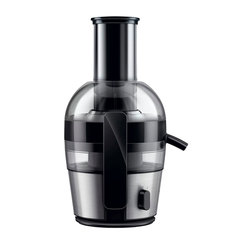 Соковыжималка PHILIPS HR1863/<wbr/>00, 700 Вт, 2 л, емкость для жмыха 1,2 л, пластик/<wbr/>алюминий, серебристая