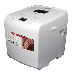 Хлебопечка PHILIPS HD9016/<wbr/>30, 550 Вт, вес выпечки 1 кг, 12 программ, приготовление йогурта, пластик, белая