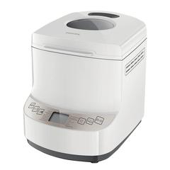 Хлебопечка PHILIPS HD9045/<wbr/>30, 600 Вт, вес выпечки 1 кг, 14 программ, пластик, белая