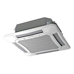 Сплит-система кассетная ELECTROLUX EACC-12H/<wbr/>UP2/<wbr/>N3, внешний и внутренний блок, площадь помещения 40 м2
