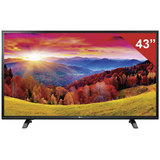 "Телевизор LED 43"" (109,2 см), LG 43LH570V, 1920×1080 FullHD, 16:9, Smart TV, 50 Гц, 2HDMI, USB, Wi-Fi, черный, 8,5 кг"