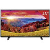 """Телевизор LED 43"""" (109,2 см), LG 43LH513V, 1920×1080 Full HD, 16:9, HDMI, USB, встроенные игры, черный, 8,1 кг"""