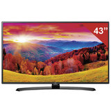 "Телевизор LED 43"" (109,2 см), LG 43LH604V, 1920×1080 Full HD, 16:9, Smart TV, Wi-Fi, 100 Гц, HDMI, USB, черный, 9,25 кг"