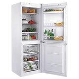 Холодильник INDESIT BI 1601, общий объем 278 л, нижняя морозильная камера 85 л, 60×63×167 см, белый