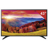 "Телевизор LED 32"" (81,2 см), LG 32LH604V, 1920×1080 FullHD, 16:9, Smart TV, Wi-Fi, 60Гц, HDMI, USB, черный, 6,5 кг"