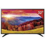 "Телевизор LED 32"" (81,2 см), LG 32LH604V, 1920×1080 FullHD, 16:9, Smart TV, Wi-Fi, 60Гц, HDMI, USB, черный, 6,5 кг"