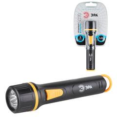 Фонарь светодиодный «ЭРА» SD70, 3xLED, пластик, 2xAA (в комплект не входят)