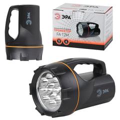 Фонарь светодиодный «ЭРА» прожектор аккумуляторный FA12M, 12xLED, заряд от 220 V