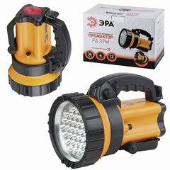 Фонарь светодиодный «ЭРА» прожектор аккумуляторный FA37M, 36xLED, 4.5Ah, заряд от 220 V+12 V