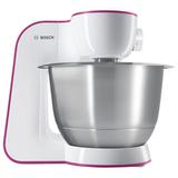 Кухонная машина BOSCH MUM54P00, 900 Вт, 7 скоростей, 3 насадки, фиолетовая