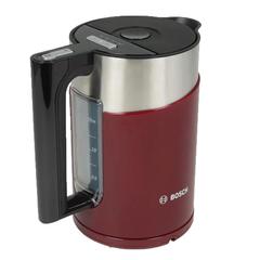Чайник BOSCH TWK861P4RU, 1,5 л, 2400 Вт, закрытый нагревательный элемент, пластик/<wbr/>сталь