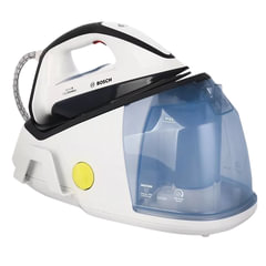 Парогенератор BOSCH TDS6010, 2400 Вт, 5,5 Бар, пар 120 г/<wbr/>мин., паровой удар 350 г/<wbr/>мин., 1,5 л, белый