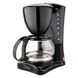Кофеварка капельная SCARLETT SC-CM33006, 550 Вт, 0,6 л, «антикапля», подогрев, пластик, черная