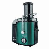 Соковыжималка SCARLETT SC-JE50S29, 1000 Вт, стакан 1,1 л, емкость для жмыха 1,5 л, пластик, зеленая/<wbr/>черная