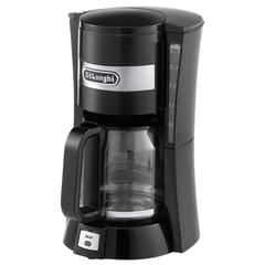 Кофеварка капельная DELONGHI ICM 15210, 900 Вт, объем 1,25 л, автоотключение, подогрев, черная