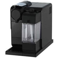 Кофемашина капсульная DELONGHI Nespresso EN 550.B, 1400 Вт, объем 0,9 л, черная + капсулы на 16 чашек