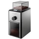 Кофемолка жерновая DELONGHI KG 89, 110 Вт, объем 120 г, 12 степеней помола, корпус пластик/<wbr/>металл