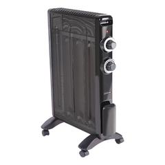 Обогреватель микатермический POLARIS PMH 2085, 2000 Вт, 4 нагревательных элемента, 2 режима, черный