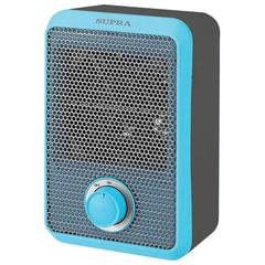 Тепловентилятор SUPRA TVS-F08, 800 Вт, 1 режим работы, синий/<wbr/>серый