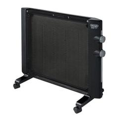 Обогреватель микатермический DELONGHI HMP1500, 1500 Вт, 2 режима, напольная/<wbr/>настенная установка, черный