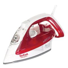 Утюг TEFAL FV3922E0, 2300 Вт, керамическое покрытие, самоочистка, красный