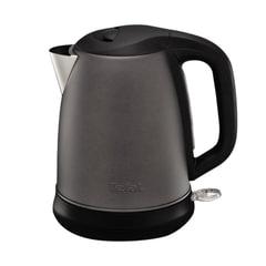 Чайник TEFAL KI270930, 1,7 л, 2400 Вт, закрытый нагревательный элемент, нержавеющая сталь, серый