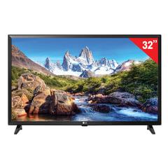"Телевизор LG 32"" (81,2 см), 32LJ510U, LED, 1366×768, HD, 16:9, 50 Гц, 2HDMI, USB, черный, 4,9 кг"