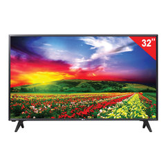 "Телевизор LG 32"" (81,2 см), 32LJ500U, LED, 1366×768 HD, 16:9, 50 Гц, 2HDMI, USB, черный, 4,9 кг"