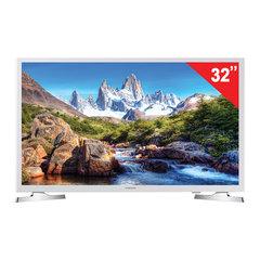 "Телевизор SAMSUNG 32"" (81,2 см), UE32J4710, LED, 1366×768 HD, Smart TV, Wi-Fi,100 Гц, HDMI, USB, белый, 4 кг"